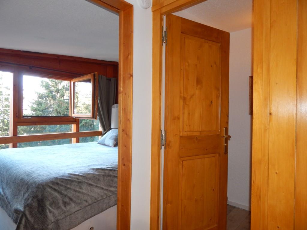 L'accès aux chambres