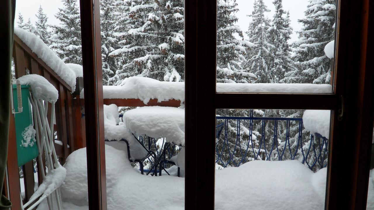 Le vue du balcon