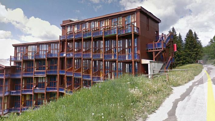 Une architecture intégrée à la montagne