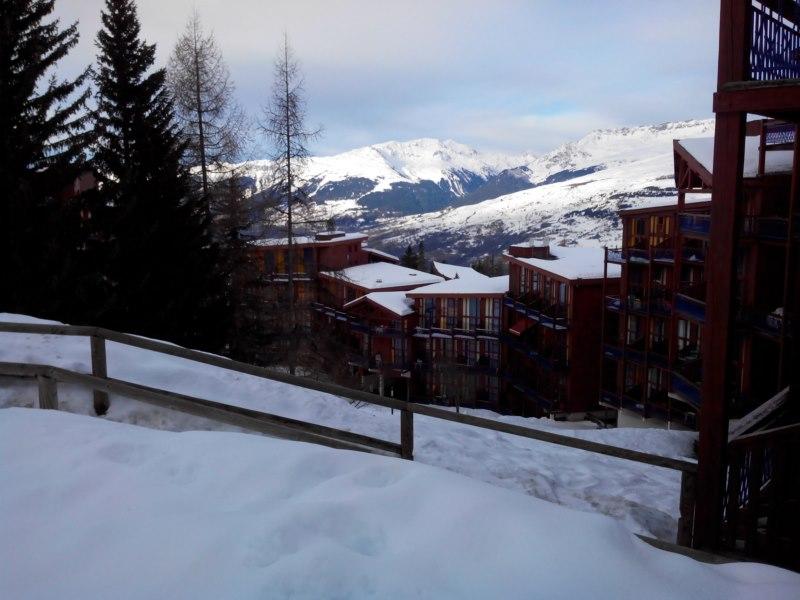 Le départ ski au pied